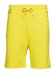 Flick shorts - YELLOW