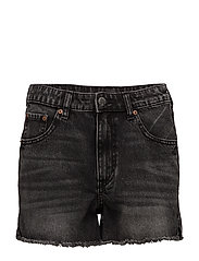 Revive Shorts Black Smoke - Blue