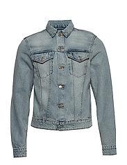 Legit Jacket Tom Blue - BLUE