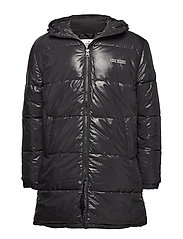 Cocoon jacket Small echo - BLACK