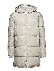 Cocoon jacket Small echo - CONCRETE