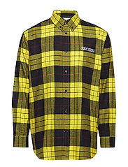 Clean conduct shirt - YELLOW
