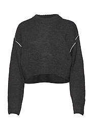 User knit - DK GREY