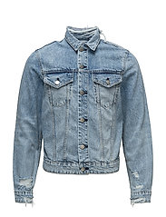 Legit Jacket Pixel Blue - BLUE