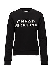 Win sweat Spliced cheap - BLACK