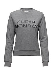 Win sweat Spliced cheap - GREY MELANGE