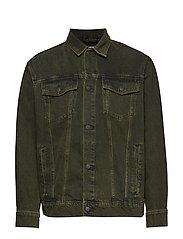 Upsize Jacket Tint OD - BLACK