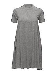 Mystic tape dress - GREY