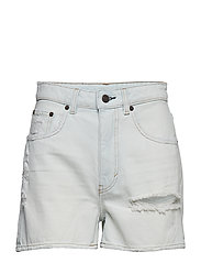 Donna Shorts Off Blue - BLUE