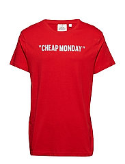 Standard tee Cheap review - RED