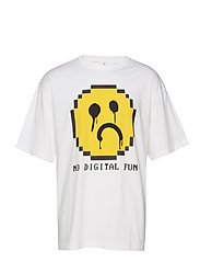Specter tee No fun - WHITE