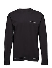 Setting ls tee Profile - BLACK