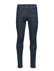 Tight Very Stretch Onewash - DARK BLUE