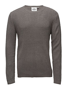 Curve knit - DARK GREY
