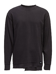 Default wash sweat - BLACK USED WASH