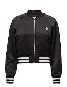 Heart jacket - BLACK