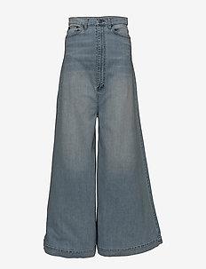 Atomic Atom Blue - flared jeans - blue