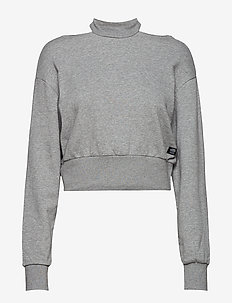 Feel sweat - sweaters - grey