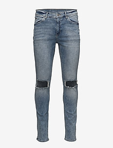 Tight Shift Blue - skinny jeans - blue