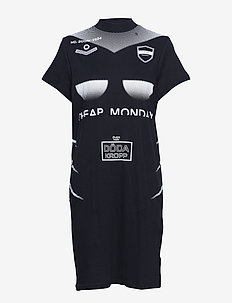 Smash dress Off sport - BLACK