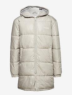 Cocoon jacket Small echo - kurtki puchowe - concrete
