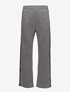 Fast logo trousers - GREY ML