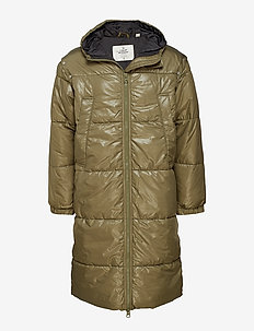 Sleeping coat Chp mnd sender - dunkappor - khaki gree