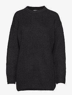 Device knit - BLACK
