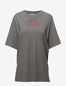 Perfect tee Chp mnd sender - GREY