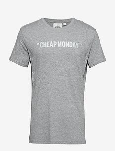 Standard tee Cheap review - GREY