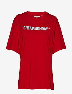 Perfect tee Cheap review - RED