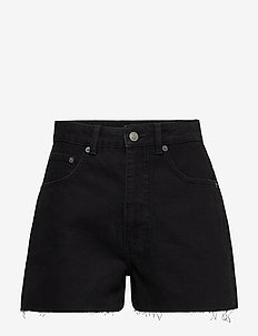 Donna Shorts Deep Black - BLACK