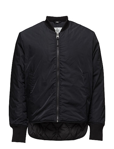 Villain bomber - BLACK