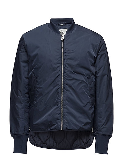 Villain bomber - LIGHT NAVY