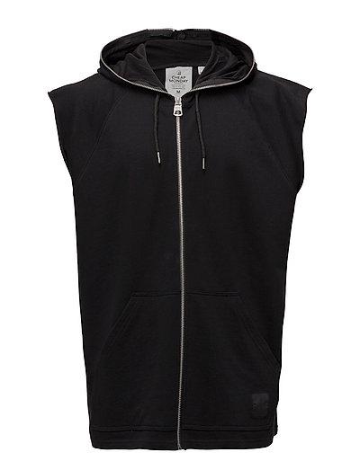 Blacklist hoodie - BLACK