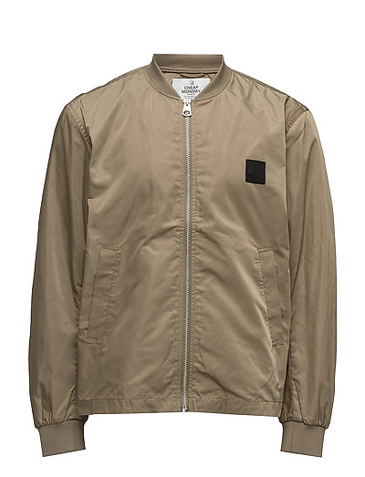 Buckle bomber - KHAKI GREEN