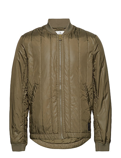 Debit jacket - KHAKI GREE