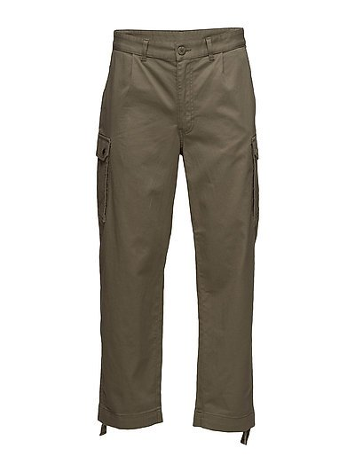 Loot trousers - DARK GREEN