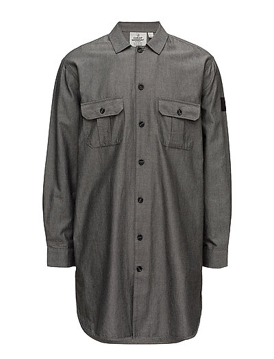 Insomnia shirt - MOON BLACK