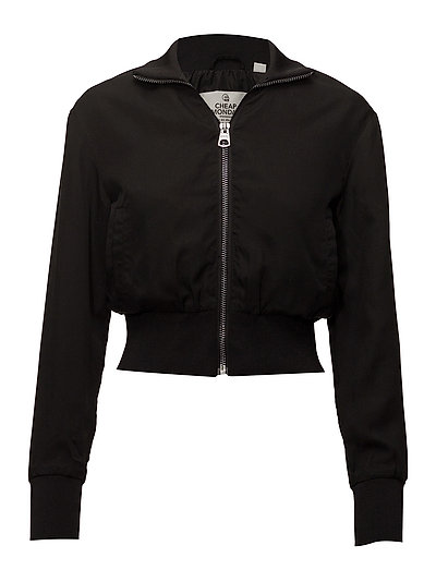 Tired jacket - BLACK