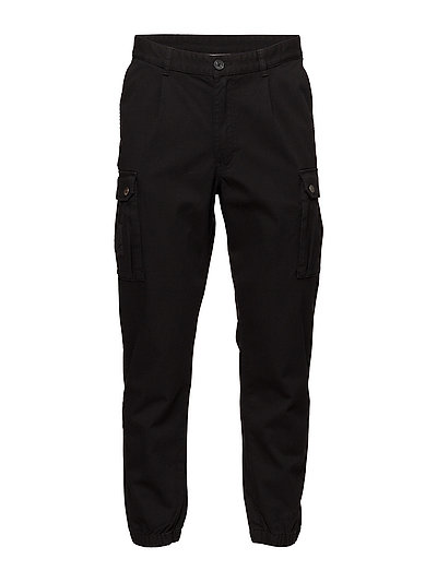 Lift trousers - BLACK