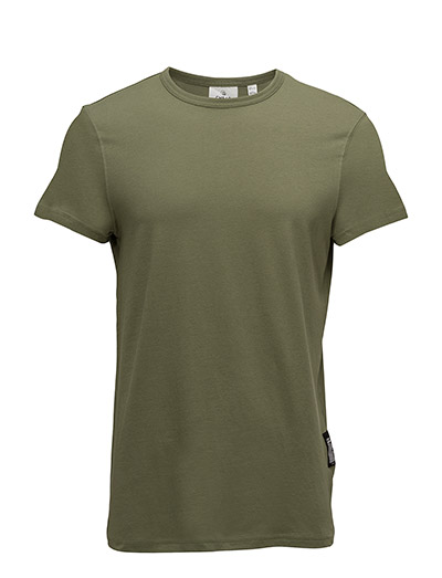 Unity tee - Bleached olive