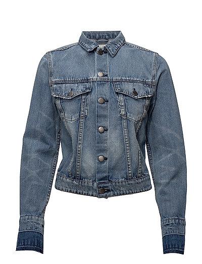 Renew Jacket Blue Heat - Blue