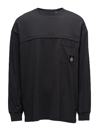 Bunch ls tee - Off black