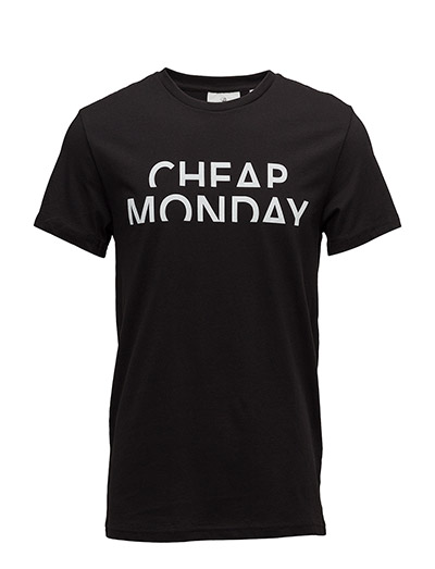 Standard tee Spliced cheap - Black