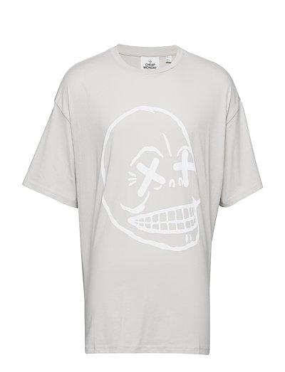 Squad tee Faint skull - MOLE LT