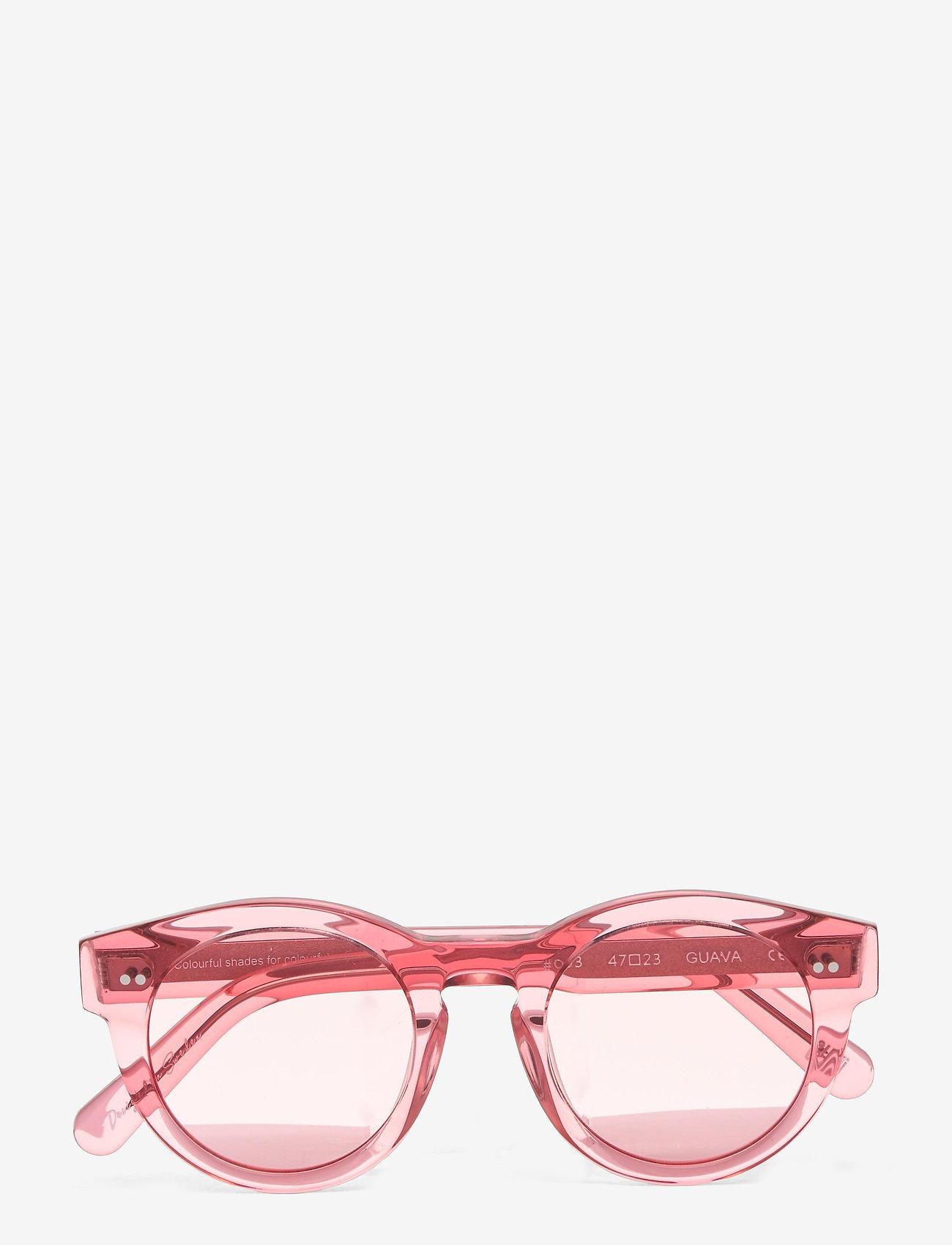 Chimi Eyewear - GUAVA 003 CLR - rund ramme - pink - 0