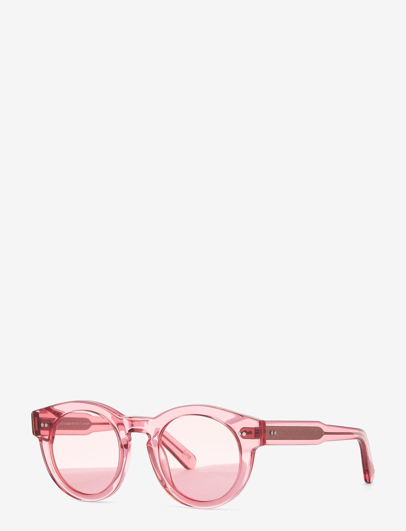 Chimi Eyewear - GUAVA 003 CLR - rund ramme - pink - 1