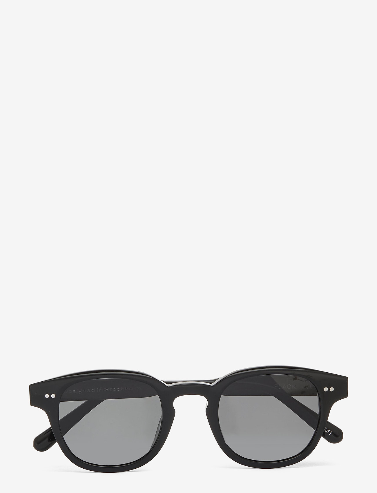Chimi Eyewear - 01 BLACK - d-shaped - black - 1