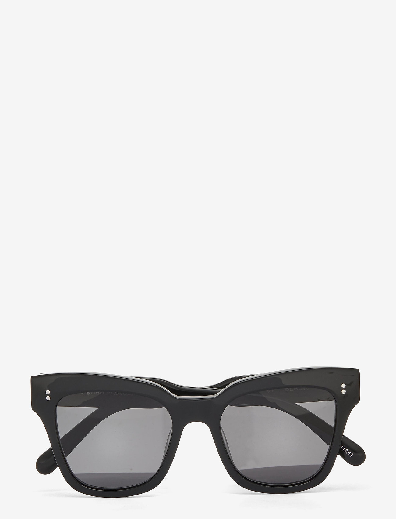 Chimi Eyewear - 07 BLACK - d-shaped - black - 1